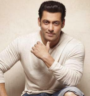 Actor Salman Khan